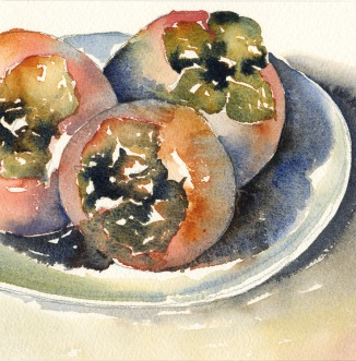 3 Persimmons lo
