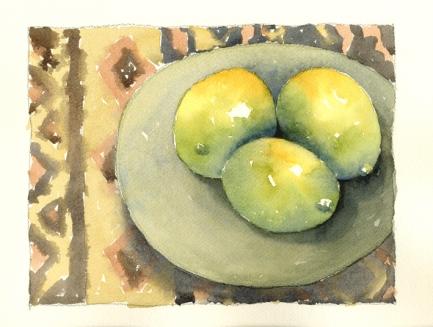 Homegrown Lemons