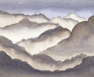Mountains lo